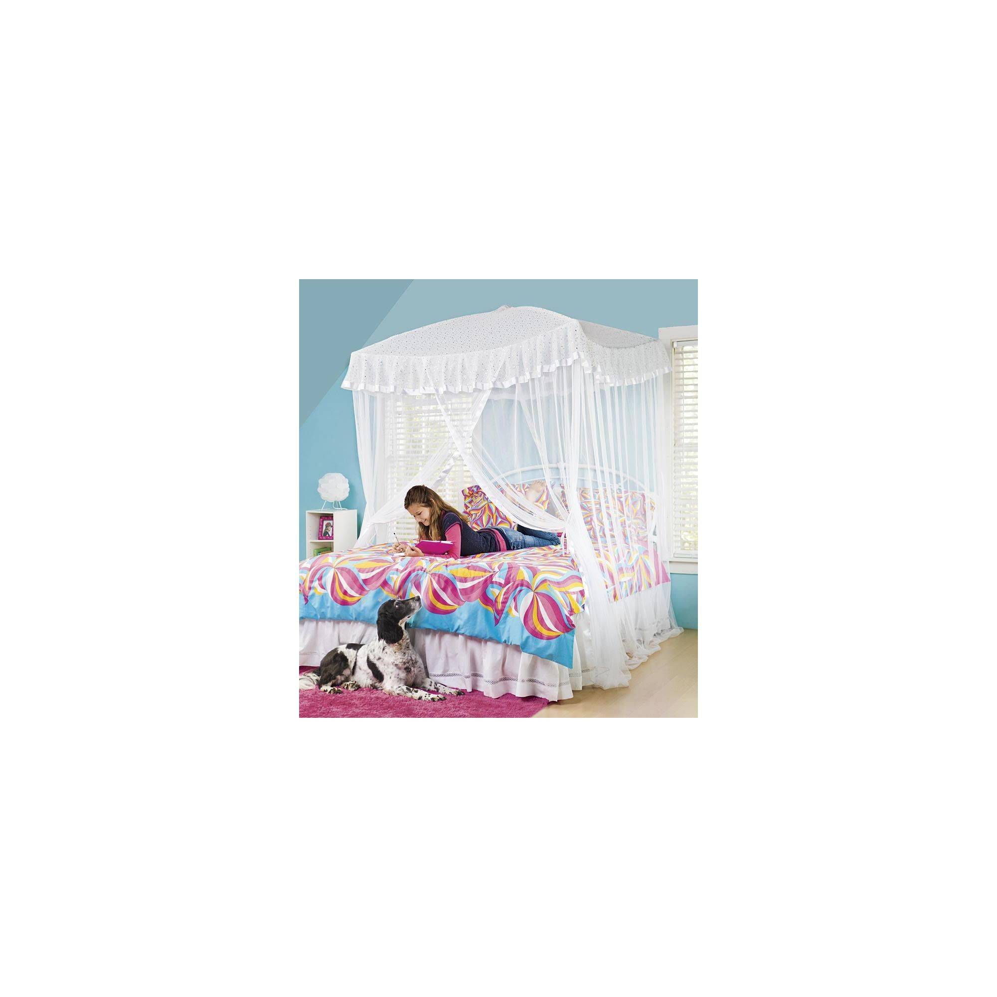 Adult Canopy Bed Awesome Sparkling Lights Canopy Bower for Kids Beds Size Twin to