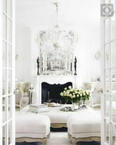 All White Room Inspirational Pin by Rula Bustami On Ottomans