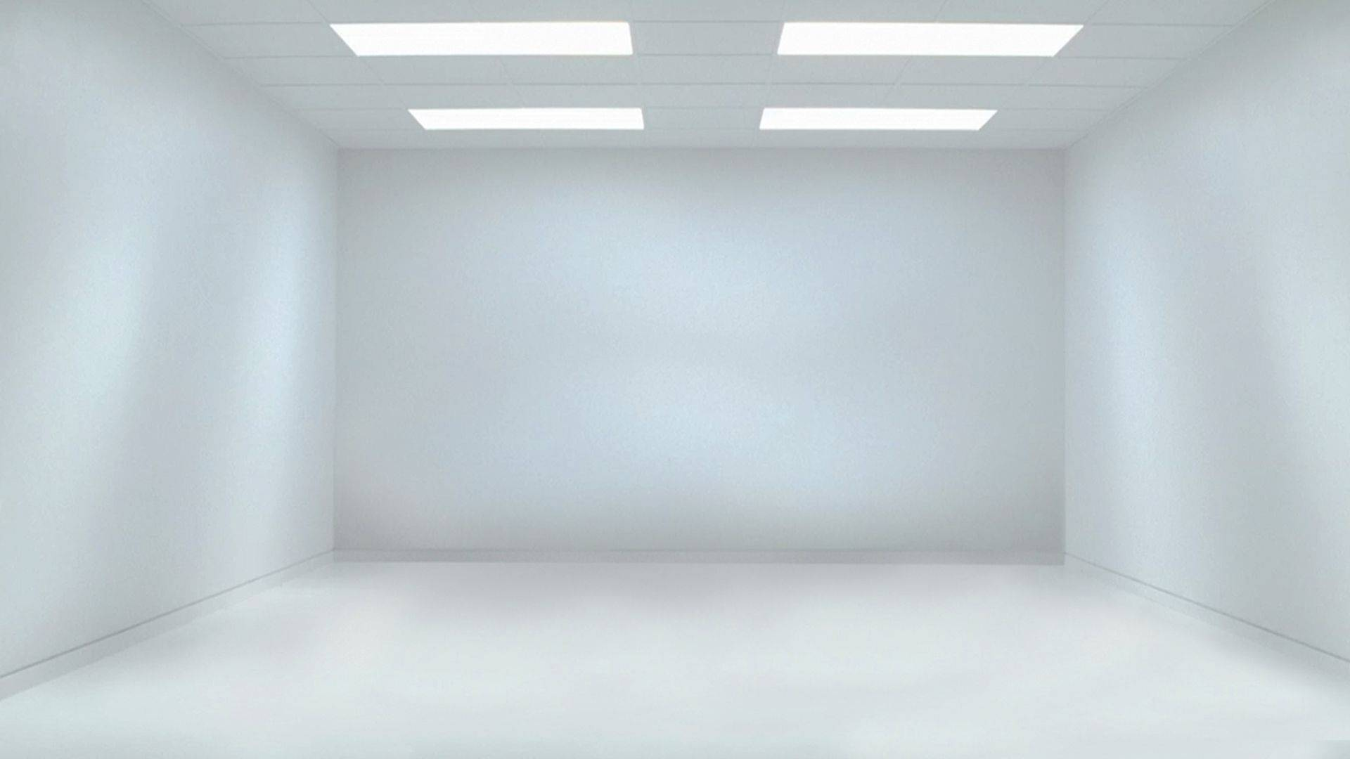 All White Room Unique when I See something Blank Like This Room My Mind Fills with