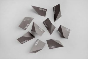 Architecture Business Cards Awesome Mitsuori Architects — Thomas Williams