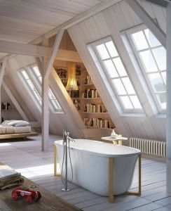 Attic Space New Quick Change Artist A New Bathtub From Italy