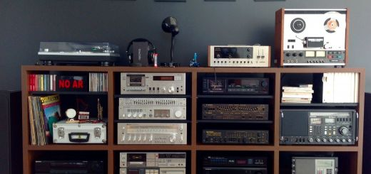 Audio Room Design Rack New Stereo
