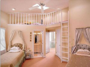 Awesome Beds Beautiful 3 Bunk Bed Ideas Kids Room Alluring Bed Ideas Showing Brown