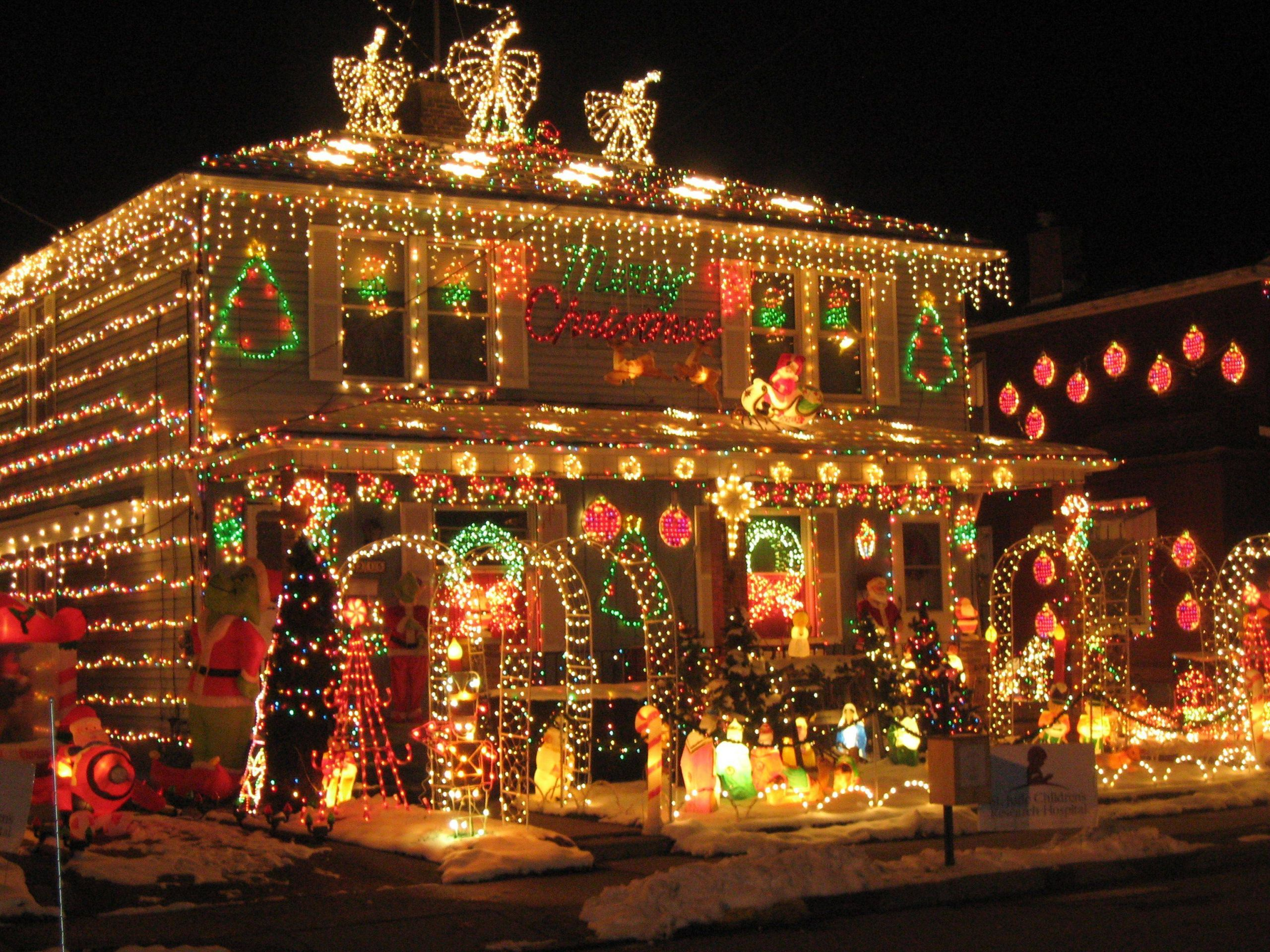 Awesome Lights Luxury Awesome How to Take with Christmas Lights In