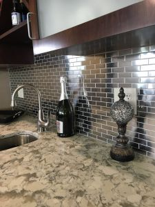 Backsplash Ideas Fresh 35 Challenging Green Glass Tile