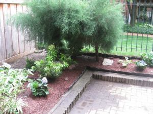 Backyard Ideas Best Of Small Chicago Backyard Garden by 4 Seasons Painting