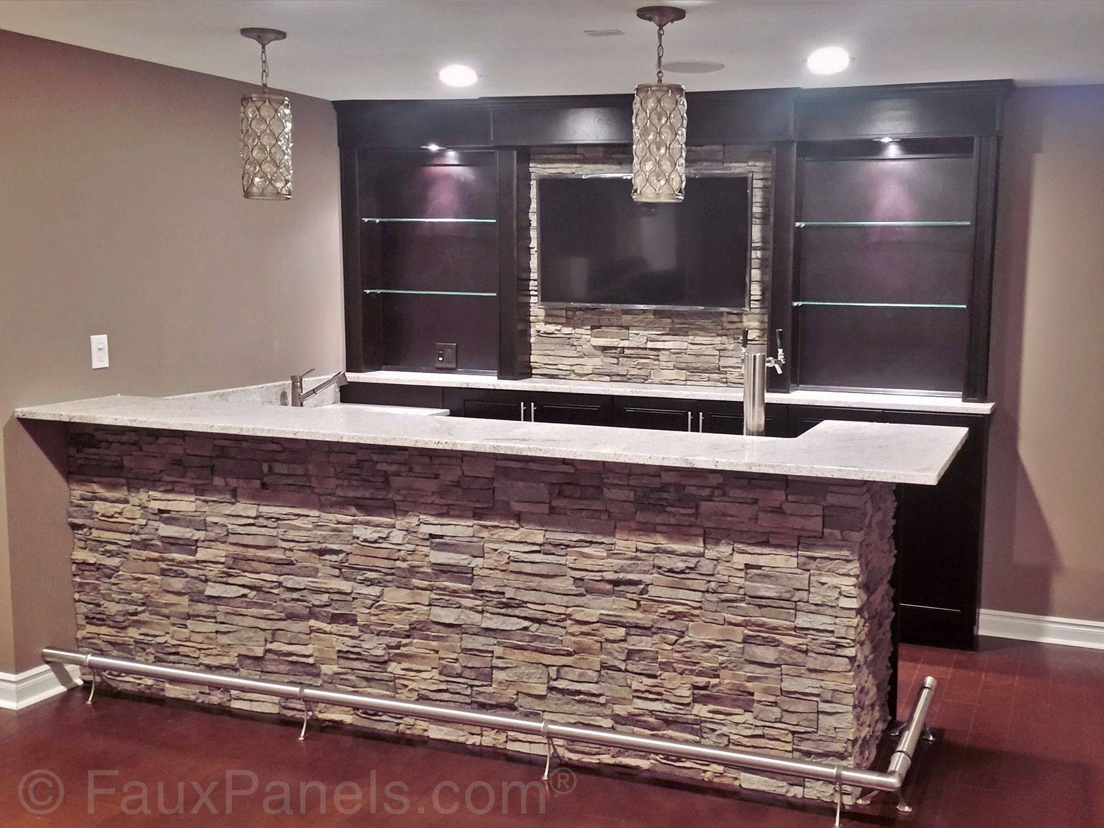 Bar Ideas New Creative Simple Basement Bar Ideas
