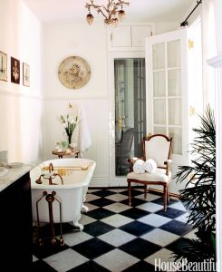 Bathroom Trends 2014 Lovely top Pin Of the Day A French Inspired Bathroom