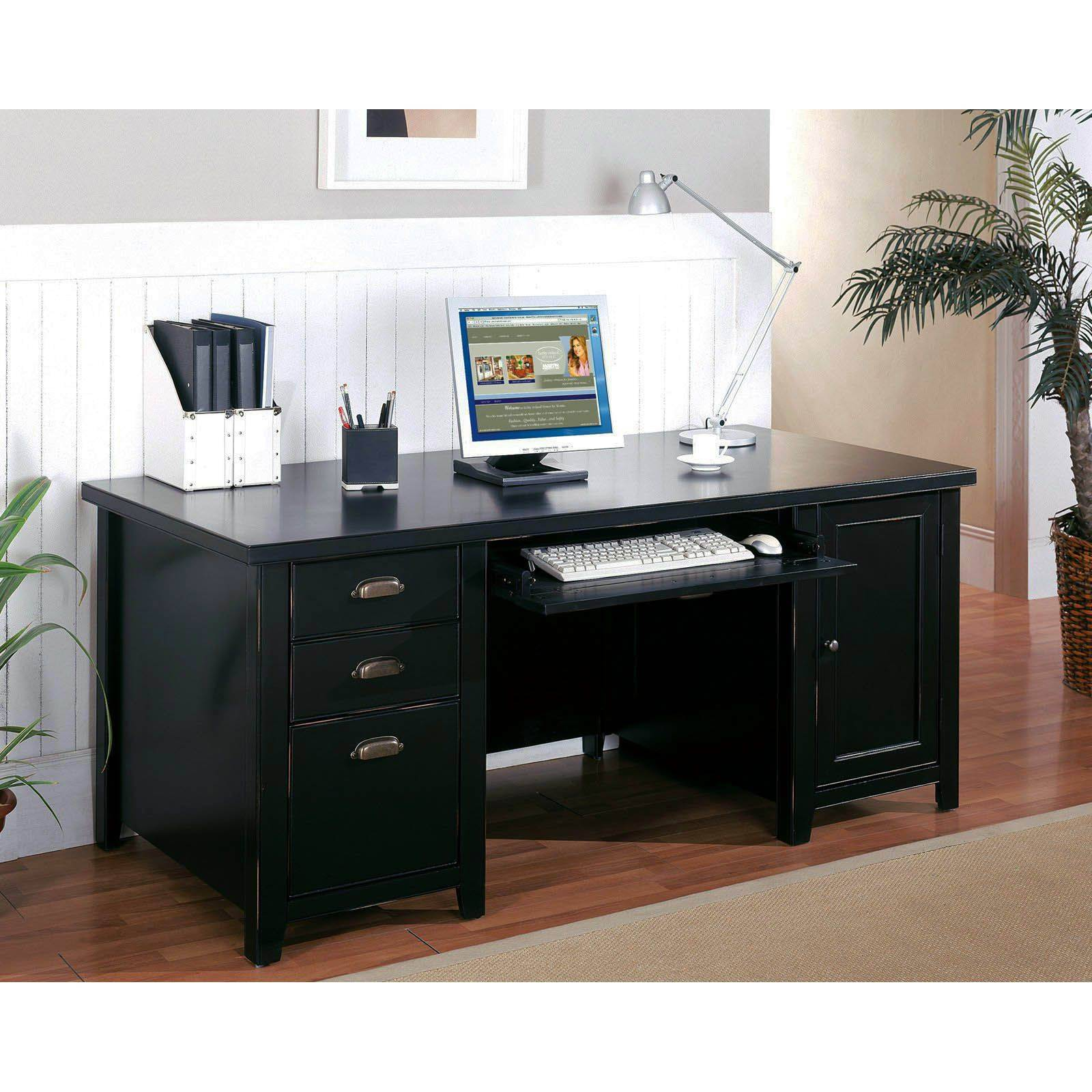 Beautiful Desks Luxury Trendy Black Puter Desk with Printer Storage that Look