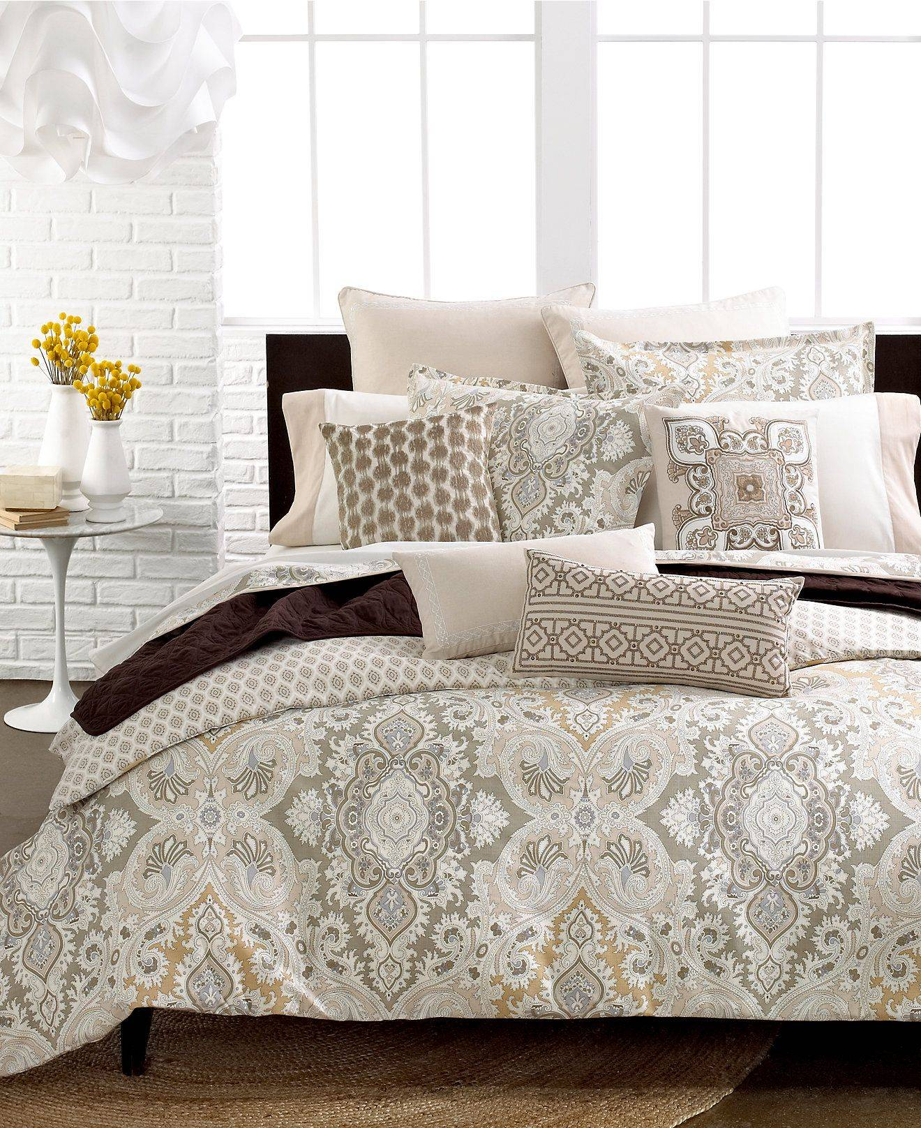 Bed Comforter Sets Inspirational Echo Odyssey King forter Set Bedding Collections Bed