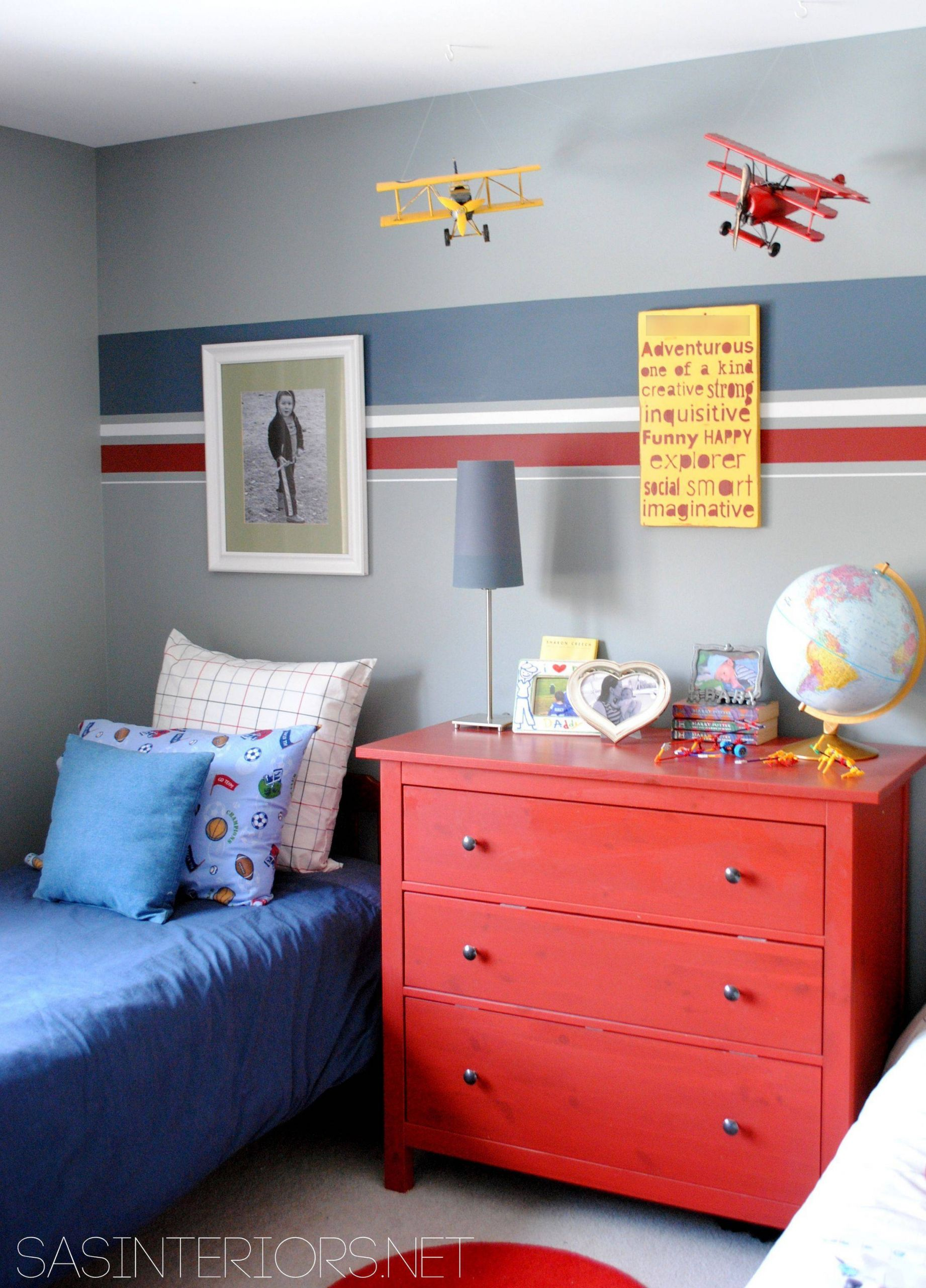 Boy Room Painting Ideas Fresh How to Make Three Paint Colors Work In A Room