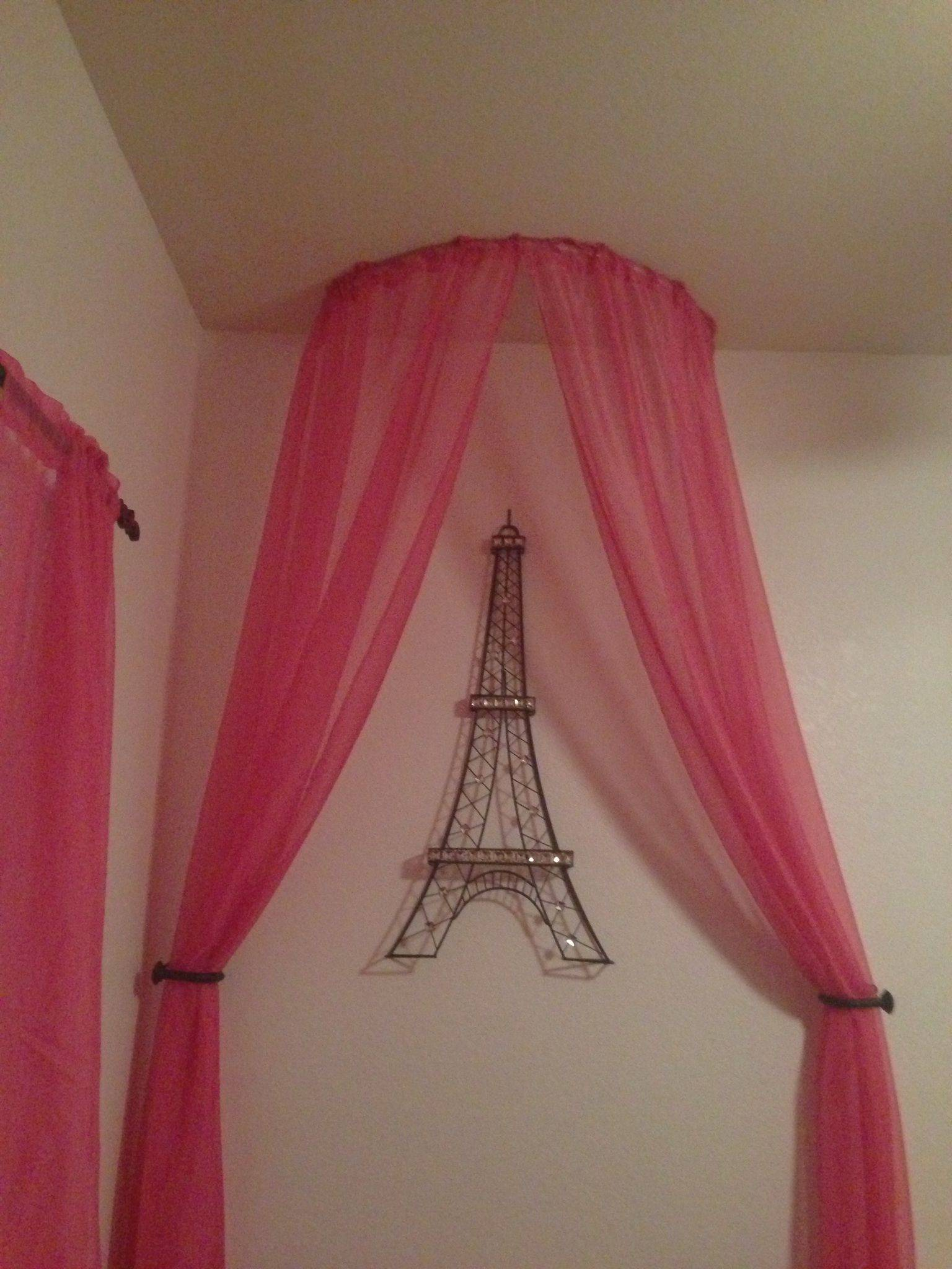 Canopy Bed Drapes Home Diy
