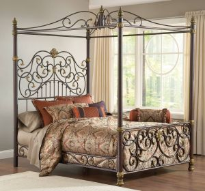 Canopy Beds Best Of Espresso Wrought Bed Design E with Canopy Decoration Also