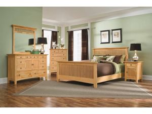 Compact Bedroom Furniture Luxury Arts & Crafts 5 Pc Bedroom Package American Signature