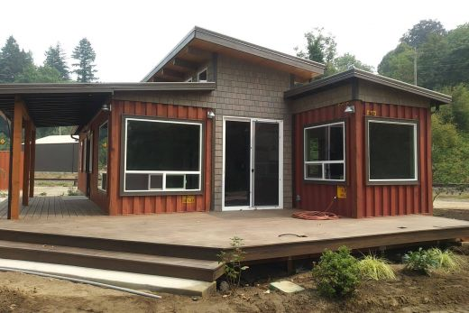 Container Home Lovely De Lux Container Home