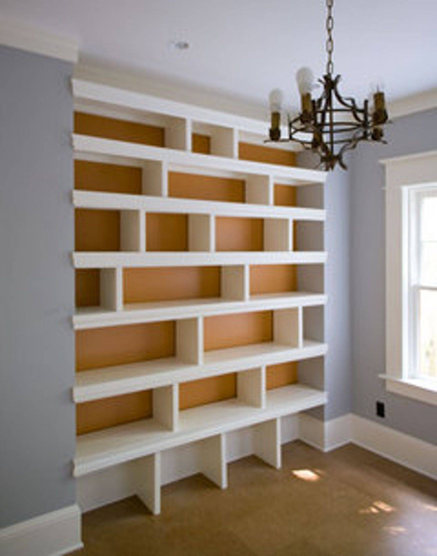 Cool Bookshelves Best Of Look Bump Out Bookshelves