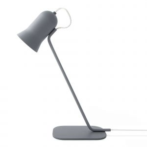 Cool Desk Lamps Best Of Angly Lampe   Poser Métal Gris H43 5cm Lo Editions