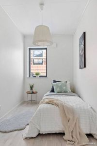 Decorating Ideas for Small Bedrooms Lovely 40 Creative Small Apartment Bedroom Decor Ideas