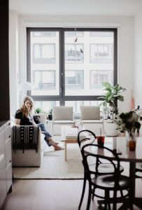Decorating Small Apartments Beautiful Jen Levy S Cozy Apartment
