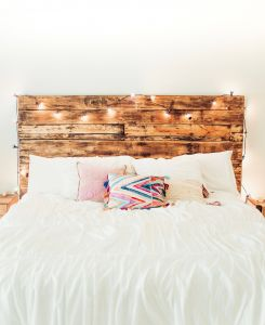 Diy Headboard Lovely How to Make A Diy Pallet Headboard Like Ours