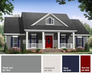 Exterior Home Design Luxury 10 Best Exterior Paint Color Binations and Types for