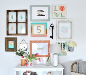 Gallery Wall Fresh How to Create A Gallery Wall Collage with Frames