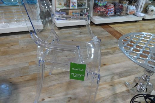 Home Goods Hours Luxury Acrylic Ghost Chair Home Goods