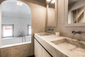 Marble Bathroom New Marble and Tadelakt Bination In the Bathroom Designed by