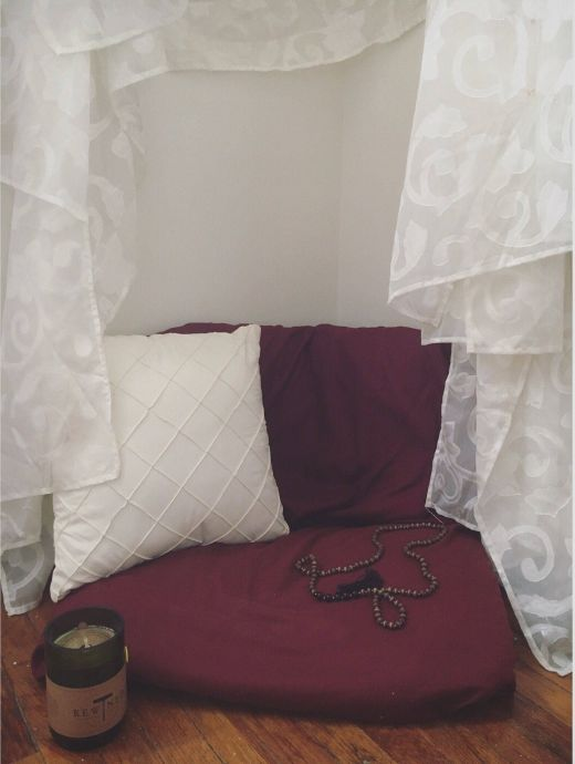 Meditation Room Inspirational Simple Meditation Corner for Bedroom