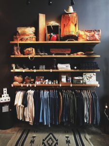 Mens Walk In Closet Unique A Closet without Doors All You Need is some Shelves and A