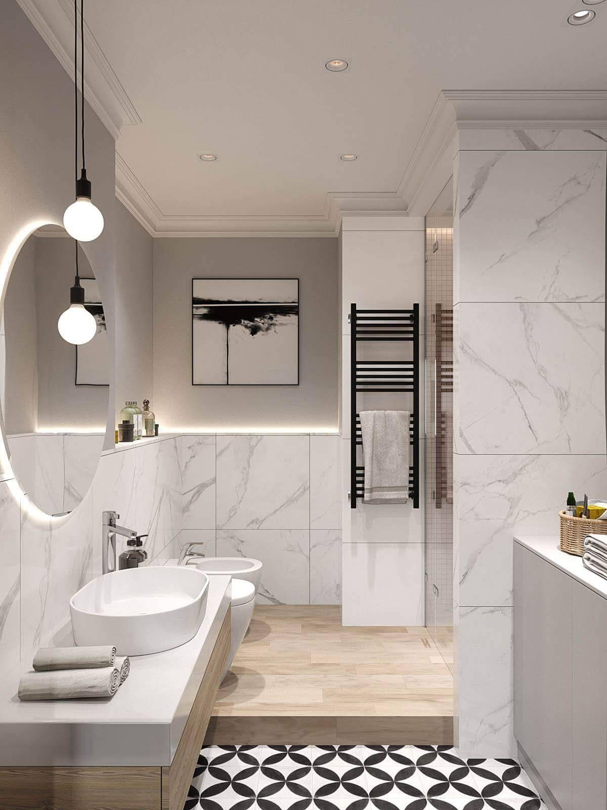 Modern Bathroom Best Of Gorgeous Bathroom Modern Design Modern Home