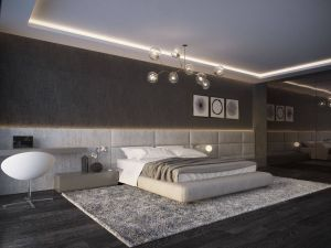 Modern Bedrooms Fresh Stunning Headboard for A Big Impact On the Room Perception