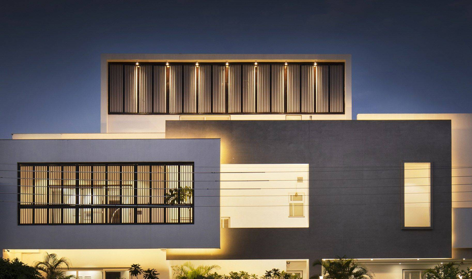 Modern Minimalist House Best Of the Floating Elevation