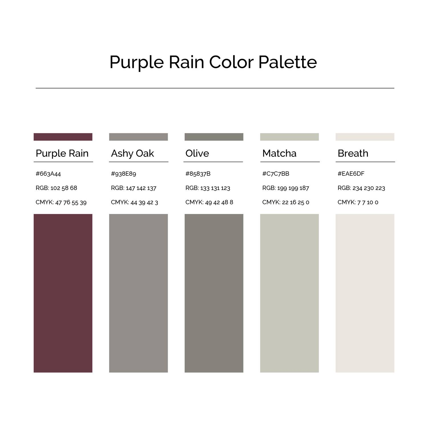 Monochromatic Color Scheme Luxury 15 More Minimalist Color Palettes to Jump Start Your