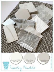 Neutral Color Luxury Winter White Color Palettes According to