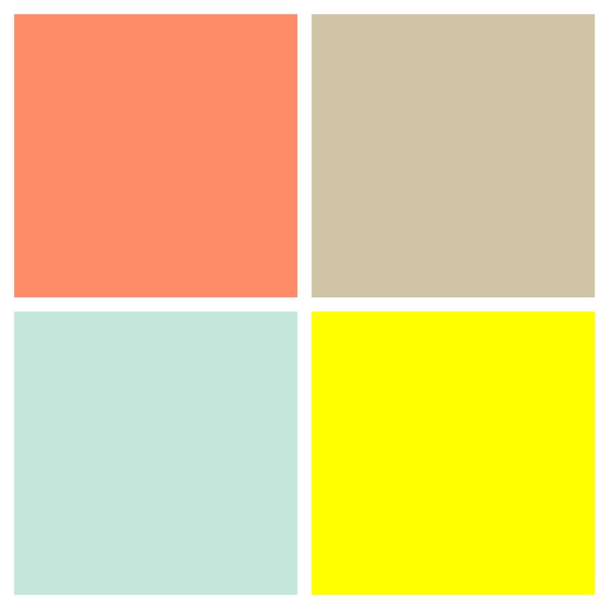Neutral Colors Lovely Color Palette for Uni Gender Neutral Nursery Salmon