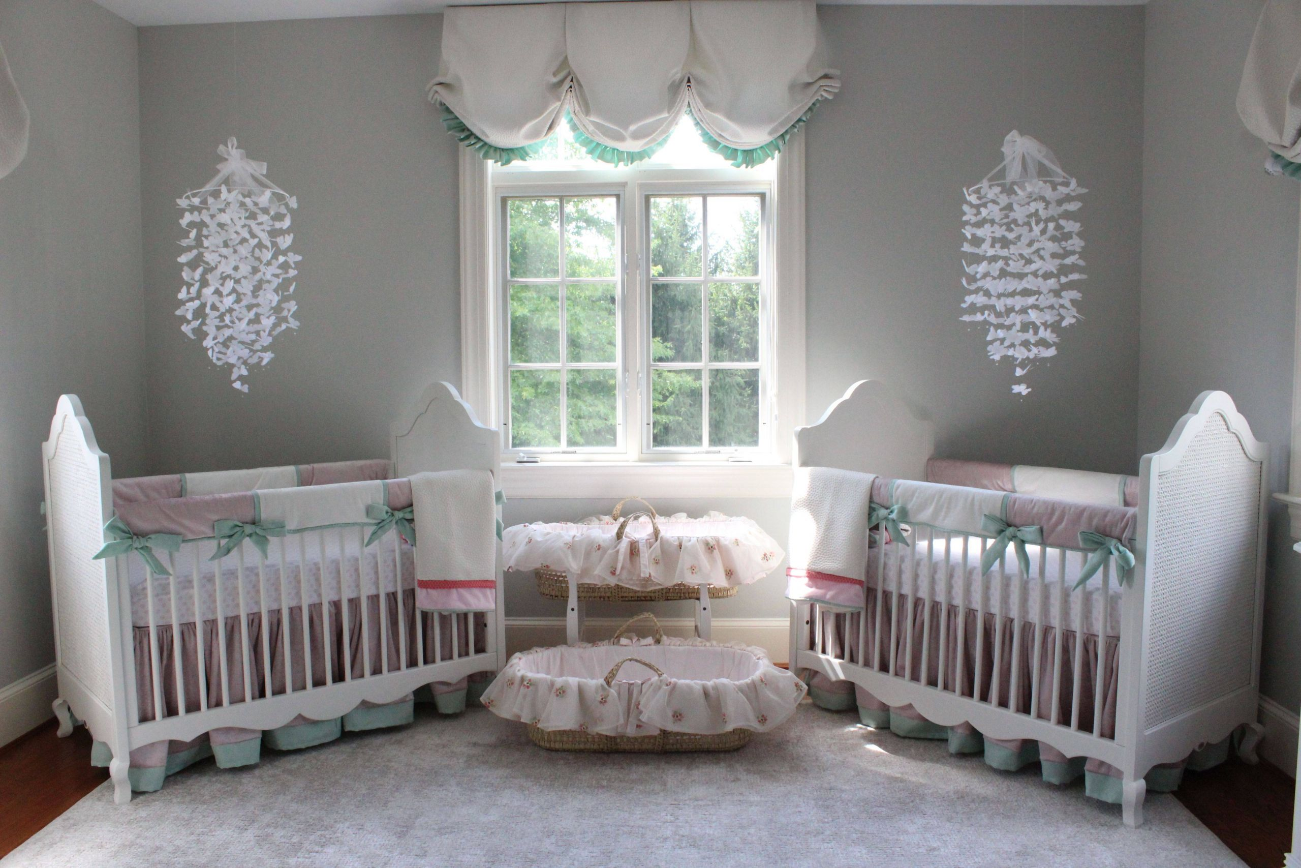 Nursery Ideas Elegant Katz Twin Nursery Reveal