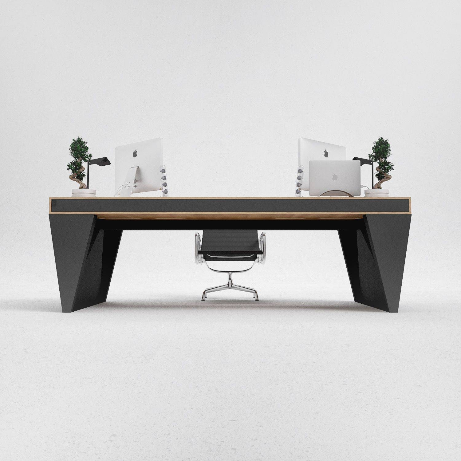 Office Desk Design Awesome Os1 Executive Desk Design Bureau Odesd2 In 2020