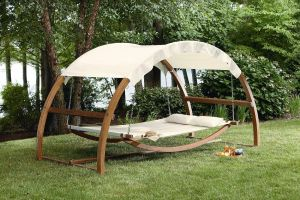 Outdoor Canopy Bed Inspirational Garden Oasis Arch Swing Outdoor Living Patio Furniture