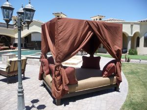 Outdoor Canopy Bed Lovely Custom Outdoor Canopy Bed Hand Crafted