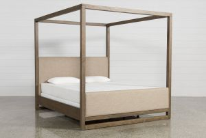 Outdoor Canopy Bed Lovely Eastern King Canopy Bed Nelson Natural