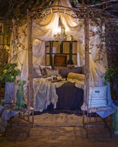 Outside Beds New 40 Enchanting Outdoor Bedroom Ideas for Dreamy Sleep