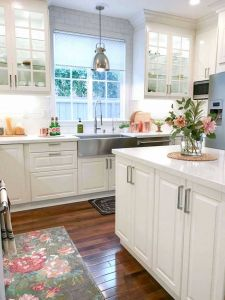 Painted Cabinets Elegant 18 Trendy Painted Hardwood Floors before and after