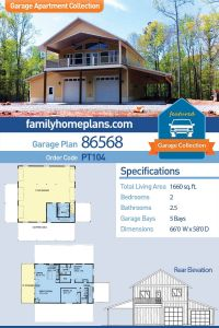 Pictures Of Apartments Awesome Modern Farmhouse Style 5 Car Garage Apartment Plan Number