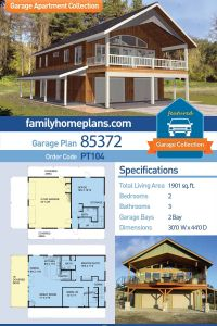 Pictures Of Apartments Beautiful Modern Farmhouse Style 2 Car Garage Apartment Plan Number