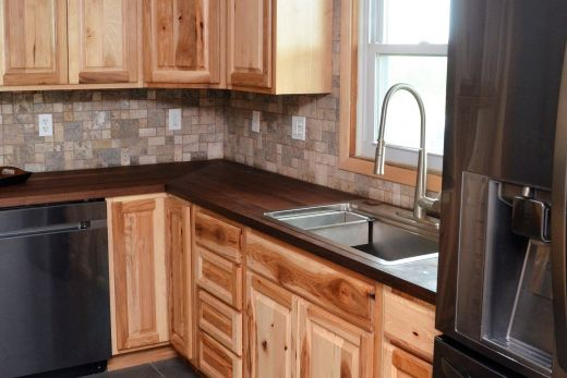 Rustic Kitchen Cabinets Best Of Haas Signature Collection Wood Species Rustic Hickory