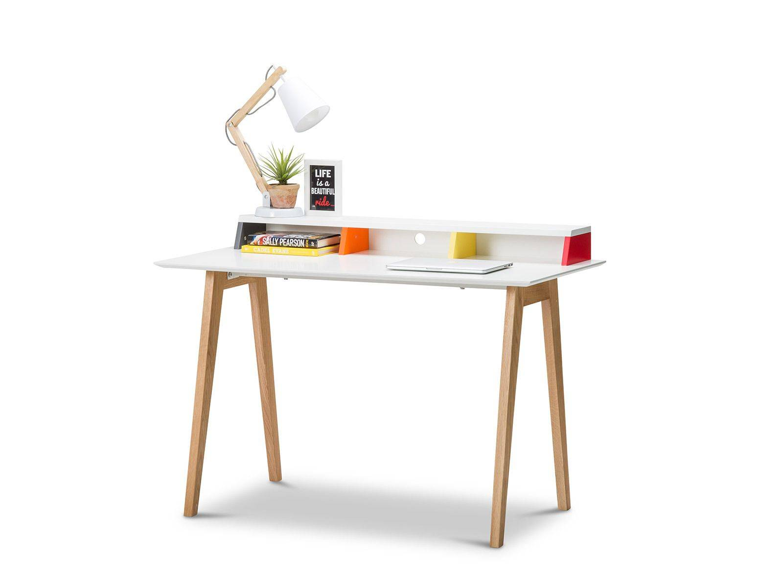 Scandinavian Desk Best Of Nila Scandinavian Style Multi Colour Desk Retrojan