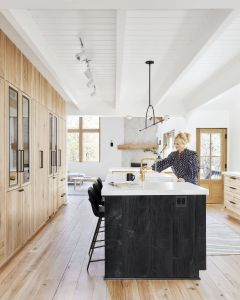 Scandinavian Kitchen Lovely before & after Our Scandinavian Inspired Mountain House
