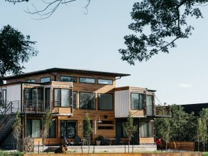 Shipping Container House Luxury A Colorado Firefighter Built His Own Shipping Container Home