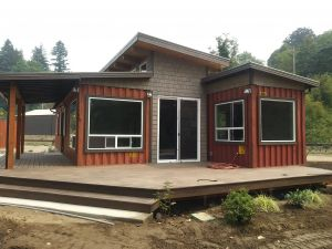 Shipping Container House New De Lux Container Home